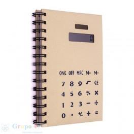Cuaderno Calculadora