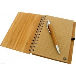 Cuaderno Ecologico Bamboo