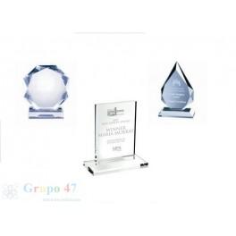 Galvano Cristal  GM - 010
