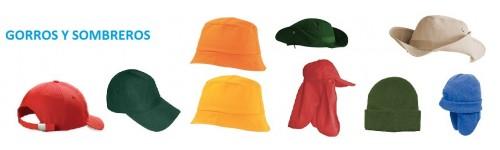 Gorros y sombreros